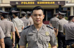 Kevin Sawaludin, Polisi Ganteng yang Lagi Viral di TikTok | Genpi.co - Palform No 1 Pariwisata Indonesia