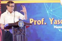 Menkum HAM: Dulu Tekanan Rezim, Kini Media Tutup Karena Saingan | Genpi.co - Palform No 1 Pariwisata Indonesia