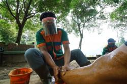 Pijat Lulur Belerang Pancuran 7,Pegal Semua Luruh | Genpi.co - Palform No 1 Pariwisata Indonesia