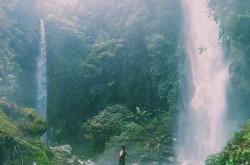 Ayo ke Curug badak! Tempatnya Indah Loh   Genpi.co - Palform No 1 Pariwisata Indonesia