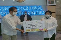 Sido Muncul Manfaatkan Eceng Gondok Buat Sumber Energi   Genpi.co - Palform No 1 Pariwisata Indonesia