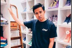 Outfit Keren Ala Joshua Suherman, Bikin Hari Makin Asyik | Genpi.co - Palform No 1 Pariwisata Indonesia