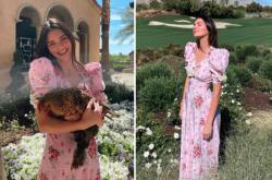 Kendall Jenner Pose Sama Ayam, Harga Bajunya Bikin Nangis | Genpi.co - Palform No 1 Pariwisata Indonesia