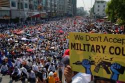 PNS Myanmar Ngambek, Junta Militer Bisa Apa? | Genpi.co - Palform No 1 Pariwisata Indonesia