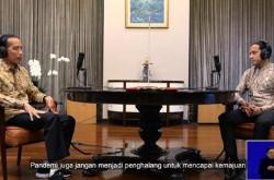 Nadiem Top! Rahasia Presiden Jokowi Dibongkar Saat Podcast   Genpi.co - Palform No 1 Pariwisata Indonesia