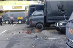 Bom di Mapolrestabes Medan Kuat Banget, Lantai Sampai Bergetar | Genpi.co - Palform No 1 Pariwisata Indonesia