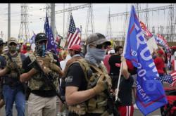 Amerika Panas! Pendukung Donald Trump Demo Bawa Senjata | Genpi.co - Palform No 1 Pariwisata Indonesia