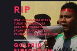 Aktivis HAM Golfrid Siregar Meninggal, Ada Kejanggalan? | Genpi.co - Palform No 1 Pariwisata Indonesia