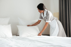 Wisatawan Paling Benci 2 Hal Ini Saat Menginap di Hotel   Genpi.co - Palform No 1 Pariwisata Indonesia
