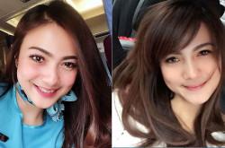 Pramugari Bening dan Cantik, Cowok Jangan Kepo | Genpi.co - Palform No 1 Pariwisata Indonesia