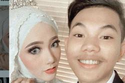 Tegar Hoki Banget, Istrinya Seperti Bidadari Surga | Genpi.co - Palform No 1 Pariwisata Indonesia