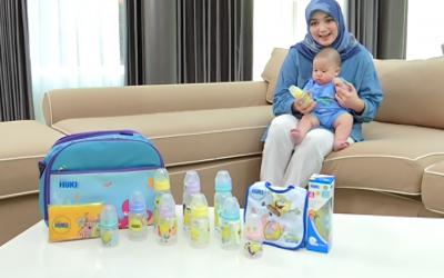 Bersertifikat Halal, Dot Baby HUKI Bantu Bayi Tubuh Sempurna