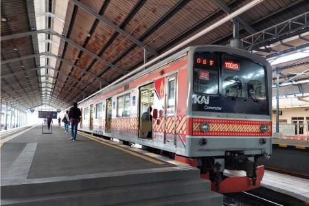 Mulai Besok Pengguna KAI Commuter Dites Antigen Acak
