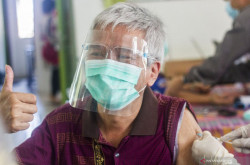 Siap-siap, Lansia Kulon Progo Terima 5.000 Vaksin AstraZeneca | Genpi.co - Palform No 1 Pariwisata Indonesia