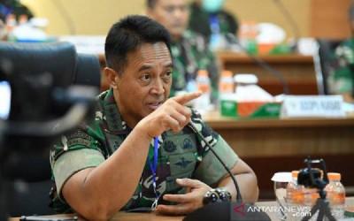 3 Kuncian Dipegang Andika, Karpet Merah Menuju Panglima TNI