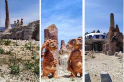 Di Malang, Kamu Bisa Menginap di Ufo bersama Alien | Genpi.co - Palform No 1 Pariwisata Indonesia
