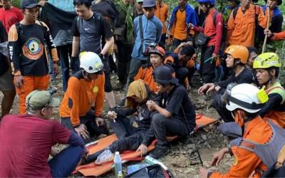 Jalur Pendakian Gunung Merapi Ditutup, TNGM: Jangan Nekat