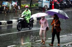 Cuaca Buruk di 3 Wilayah Jakarta Hari Ini, BMKG Beri Peringatan!   Genpi.co - Palform No 1 Pariwisata Indonesia