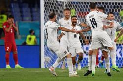 Italia vs Turki 3-0: Sejarah Tercipta Karena Gol Bunuh Diri | Genpi.co - Palform No 1 Pariwisata Indonesia