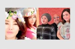 Wow! Kakak Maia Estianty Tak Kalah Pesona, Nih Buktinya | Genpi.co - Palform No 1 Pariwisata Indonesia