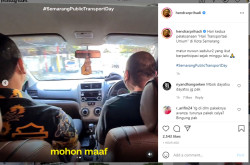 Wali Kota Semarang Kaget, Naik Taksi Sopirnya Covid-19 | Genpi.co - Palform No 1 Pariwisata Indonesia