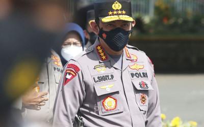 Berita Top 5: Kapolri Siap Perang, Andika Calon Panglima TNI