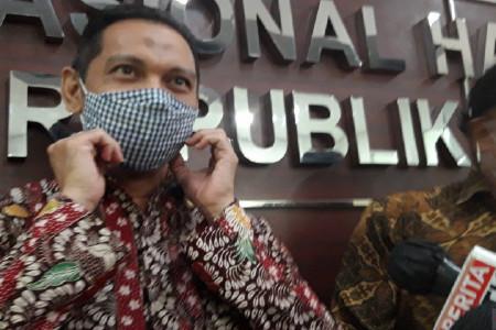 Dicecar Komnas HAM, Pimpinan KPK Tak Bisa Jawab