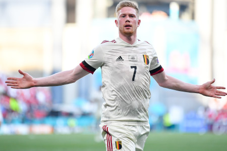 Piala Eropa 2020 Denmark vs Belgia: Magis Kevin De Bruyne