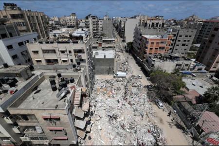 Terkuak, 48 Persen dari Jumlah Korban Tewas di Gaza Ternyata...