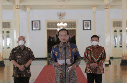 Maruf Amin Ingatkan Sri Sultan Angka Positif Covid-19 di DIY | Genpi.co - Palform No 1 Pariwisata Indonesia