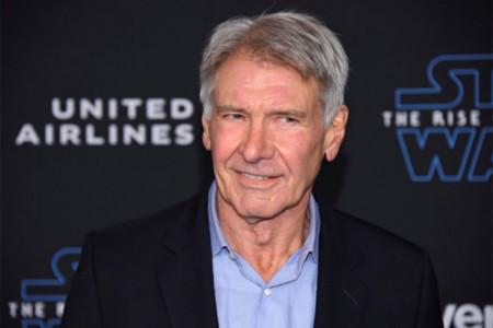 Duh, Harrison Ford Cedera Saat Syuting Film Terbaru Indiana Jones