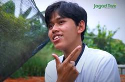 Keren! Hazim Baru Usia Belasan Tahun Sudah Sukses Bisnis Lele   Genpi.co - Palform No 1 Pariwisata Indonesia