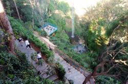 Menikmati Cantiknya Curug Pelangi di Kabupaten Bandung, Eksotis! | Genpi.co - Palform No 1 Pariwisata Indonesia