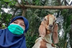 Wanita Miliki Gelar Akademisi Berderet, Dari Dosen Bisnis Kambing | Genpi.co - Palform No 1 Pariwisata Indonesia