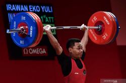 Bangga! Lifter Indonesia Eko Yuli Ukir Sejarah di Olimpiade   Genpi.co - Palform No 1 Pariwisata Indonesia