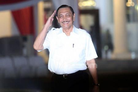 Lagi-lagi Luhut, IPO Sarankan Presiden Reshuffle Kabinet