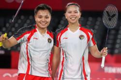 Bantai China, Greysia/Apriyani Ukir Sejarah Baru di Olimpiade | Genpi.co - Palform No 1 Pariwisata Indonesia