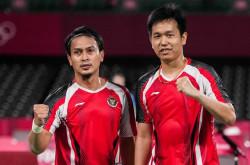 Buka-bukaan, Istri Hendra/Ahsan Bicara soal Olimpiade Paris 2024 | Genpi.co - Palform No 1 Pariwisata Indonesia