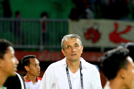 Coach Milo Sebut Sepak Bola Bisa Bantu Lepaskan Stres Warga