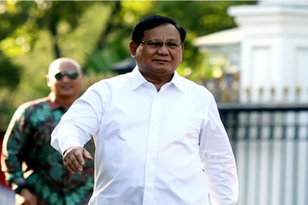 Prabowo Nomor 1 Versi Survei Indostrategic, Respons Pengamat...