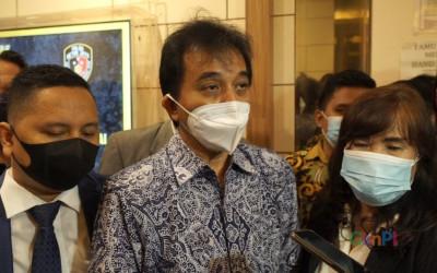 Mendadak Roy Suryo Beberkan Bukti di Polda Metro Jaya, Isinya...