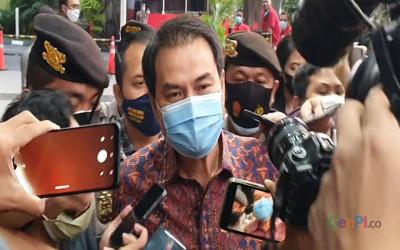 Azis Syamsuddin Tutup Mulut Usai Diperiksa KPK
