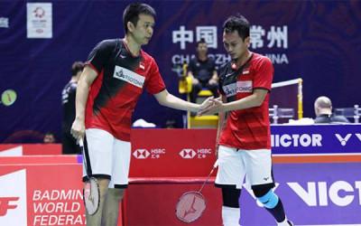 Hong Kong Open 2019: Daddies Istimewa, Cukup 20 Menit Saja