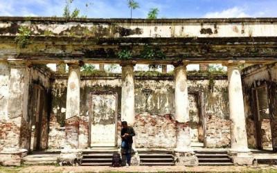 Indah Nian Peninggalan Belanda di Ngawi ini, Mirip Colosseum