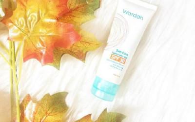 Wardah Sunscreen Gel SPF 30: Perlindungan Khusus Kulit Berminyak