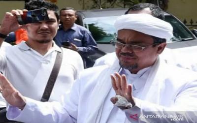 Siap-siap, Polda Jawa Barat Garap Rizieq Shihab