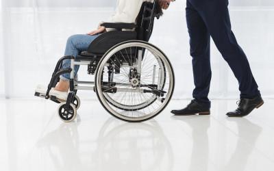 Petugas TPS Harus Memberi Akses Kemudahan Disabilitas