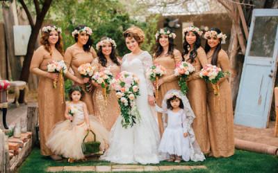 Ladies, 5 Tips Menyiapkan Pernikahan dengan Konsep Vintage