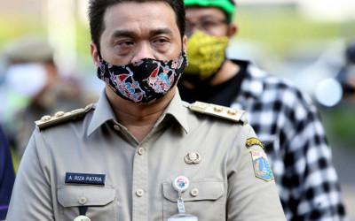 Wagub DKI Ahmad Riza Patria Sampai Minta Maaf, Ucapannya Tulus