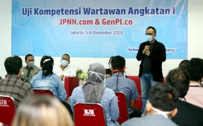 Gelar UKW, JPNN.com dan GenPI.co Dipuji PWI